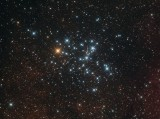 M6 (Butterfly Cluster) in Scorpius