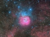 M20 in Sagittarius