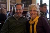 Karen and Rob Schreiber (photo Lluis Ripoll)
