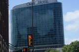 New Omni Hotel right by the Dallas Convention Center