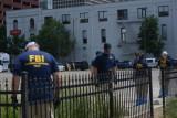 FBI eve sent officers from Washington DC
