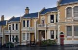 Stuart Street Terraced houses.
