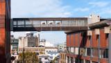 The see-through bridge.