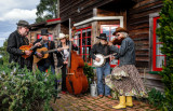 Valley Bluegrass.
