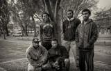 The boys from Vanuatu.