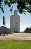 Kanopolis, KS grain elevator.