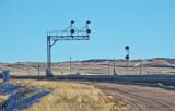 Signals West Hermosa, WY.