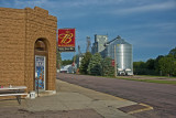 South Dakota grain elevators.