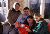 Christmas in Kishinev