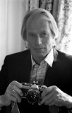 Sir George Martin - with my camera!