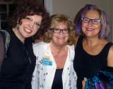 Cheryl, Nancy,  Janice