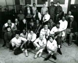 w The Count Basie Band