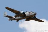 B-25 Take-off Time