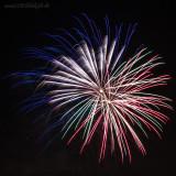 Theresienfest Hildburghausen 2014 - Feuerwerk 3