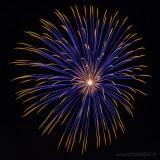 Theresienfest Hildburghausen 2014 - Feuerwerk 5