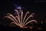 Theresienfest Hildburghausen 2014 - Feuerwerk 6