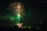 Theresienfest Hildburghausen 2014 - Feuerwerk 8
