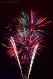 Theresienfest Hildburghausen 2015 - Feuerwerk 2