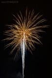 Theresienfest Hildburghausen 2015 - Feuerwerk 5