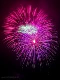 Theresienfest Hildburghausen 2015 - Feuerwerk 12