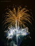Theresienfest Hildburghausen 2015 - Feuerwerk 13