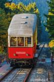 Oberweißbacher Bergbahn (Güterbühne mit Aufsatzwagen)