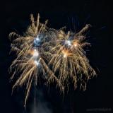 Theresienfest Hildburghausen 2015 - Feuerwerk 18