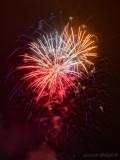 Theresienfest Hildburghausen 2015 - Feuerwerk 22