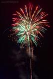 Theresienfest Hildburghausen 2015 - Feuerwerk 28