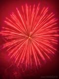 Theresienfest Hildburghausen 2015 - Feuerwerk 29