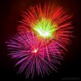 Theresienfest Hildburghausen 2015 - Feuerwerk 31
