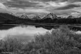 Stormy Oxbow Bend