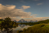 Moonlit Oxbow Bend