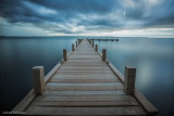 The L Shaped jetty