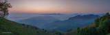 Orisson sunrise