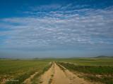 Clear day in the meseta