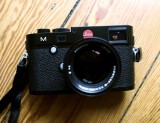 Leica M with Summilux 50 Asph