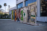 Berlin Wall, Los Angeles