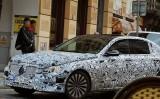 New Mercedes-Benz E-Class in Prague