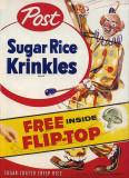 Sugar Rice Krinkles