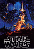 Star Wars Mini Poster
