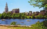 Postcard of Hartford, CT – 1950's