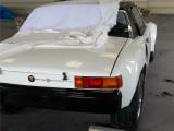 Wilfrid Davy (France) 70' Porsche 914-6 GT Project - sn 914.043.0914