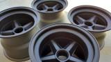 917K Center-Lock Magnesium Wheels - After Chromate