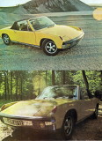 1970 Porsche 914-6 Article by Sport Auto  November 1970 Issue - Page 4