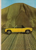 1970 Porsche 914-6 Article by Sport Auto  November 1970 Issue - Page 5