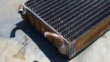 Lincoln Magnum 10 / Heat Exchanger Water Radiator Failure
