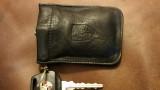 Porsche Key Leather Pouch