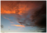 Fire in the Sky - Salton Sea, California