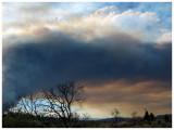 Fire in Lassen National Forest